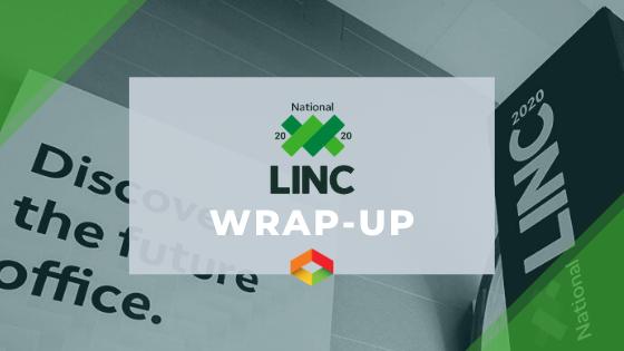 TD Linc Wrap-Up
