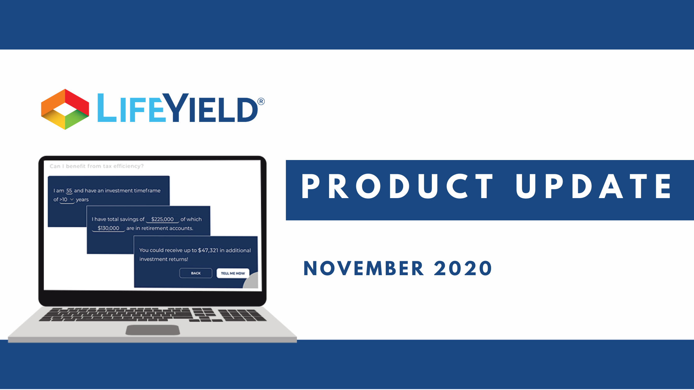 New Release: A cornucopia of new client engagement goodies for Fall 2020