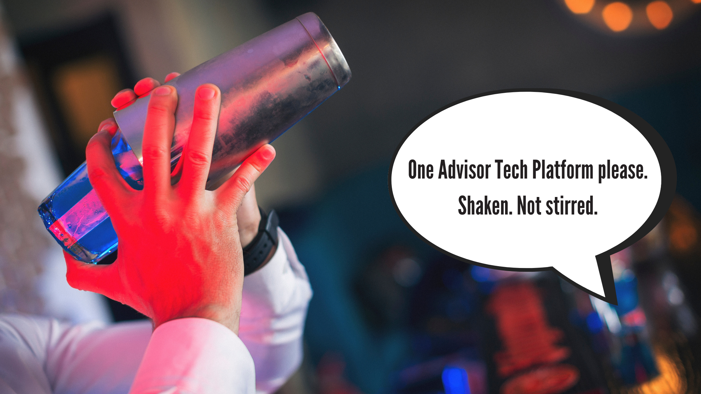 The New Trend Shaking up Advisor Tech Platforms